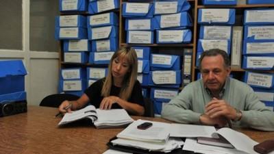 Multas a funcionarios municipales en Bariloche