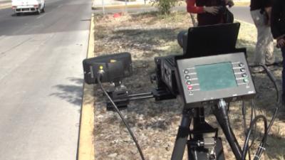 Reclaman por el cobro de multas sobre ruta 158, en Las Perdices
