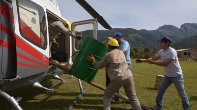 Salta garantizó la provisión de combustible para la usina de Los Toldos