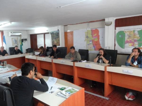 El Concejo Deliberante priorizó el medio ambiente.