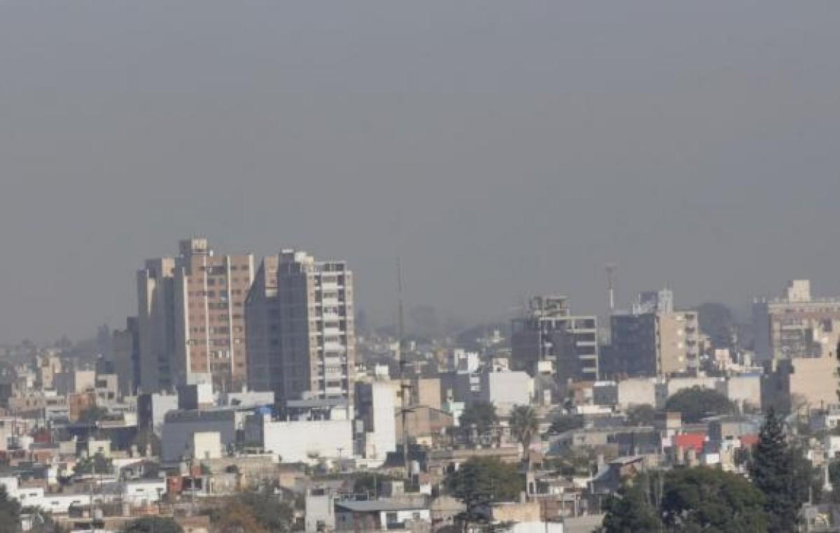 Córdoba tiene altos niveles de polución