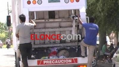 Se reanudó el servicio de recolección de basura en Paraná
