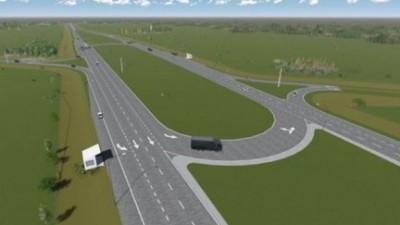 Autovía Crespo-Paraná: Esperan la firma de un convenio para tramitar los fondos