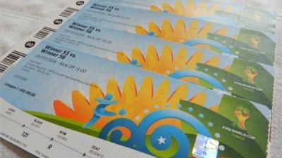 La Argentina, el quinto país que más entradas compró para el Mundial Brasil 2014
