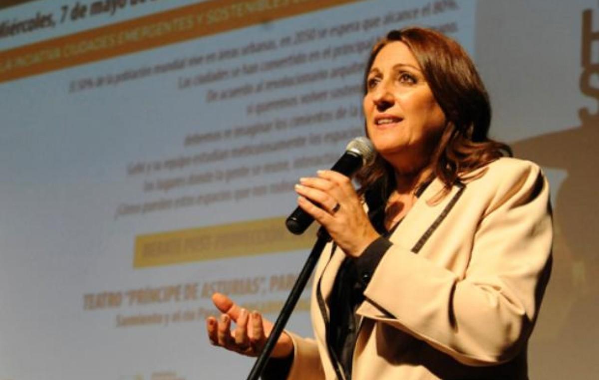 El BID valoró la recuperacióndel espacio ribereño de Rosario