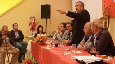Foro Regional de Concejales, Comisionados y Vocales Municipales de las Yungas de la UCR Jujuy