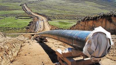 Techint – Panedile Argentina construirán el segundo tramo del Gasoducto del NEA