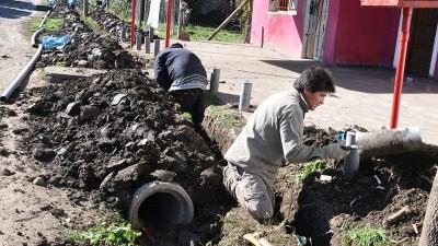 Florencio Varela pasó «del 52 al 92 por ciento de cobertura en red de agua potable» desde el 2003