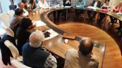 Villa María: Harán el saneamiento del río Ctalamochita