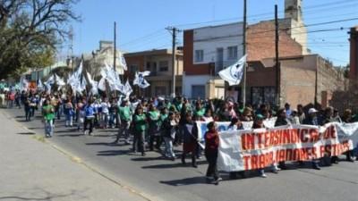 Jujuy: Este jueves paro y asamblea de trabajadores municipales de toda la provincia