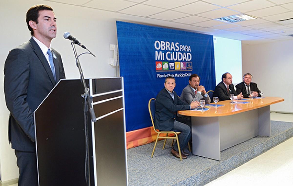 Gobernador volvió a destacar el resultado de la descentralización de recursos a los municipios salteños