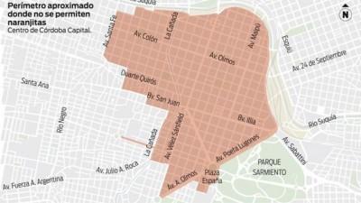Naranjitas: analizan darles más calles y tarifa nocturna en Córdoba