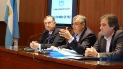 Legisladores analizaron impacto que tendría la restitución de las Zonas Francas de Perico y Puna