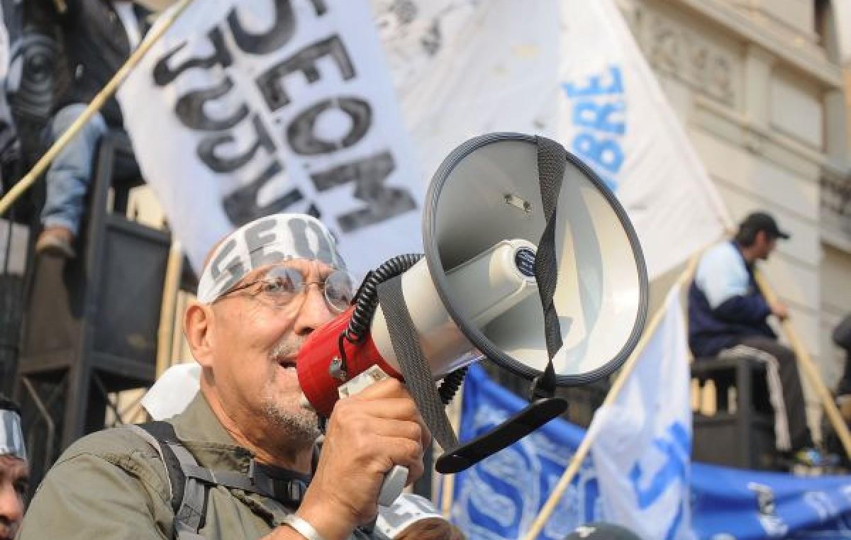 SEOM Jujuy nuevamente anunció paro hasta cobrar los sueldos