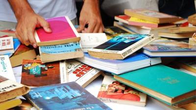 """La """"Plazateca"""", una original propuesta para fomentar la lectura en Berrotarán"""