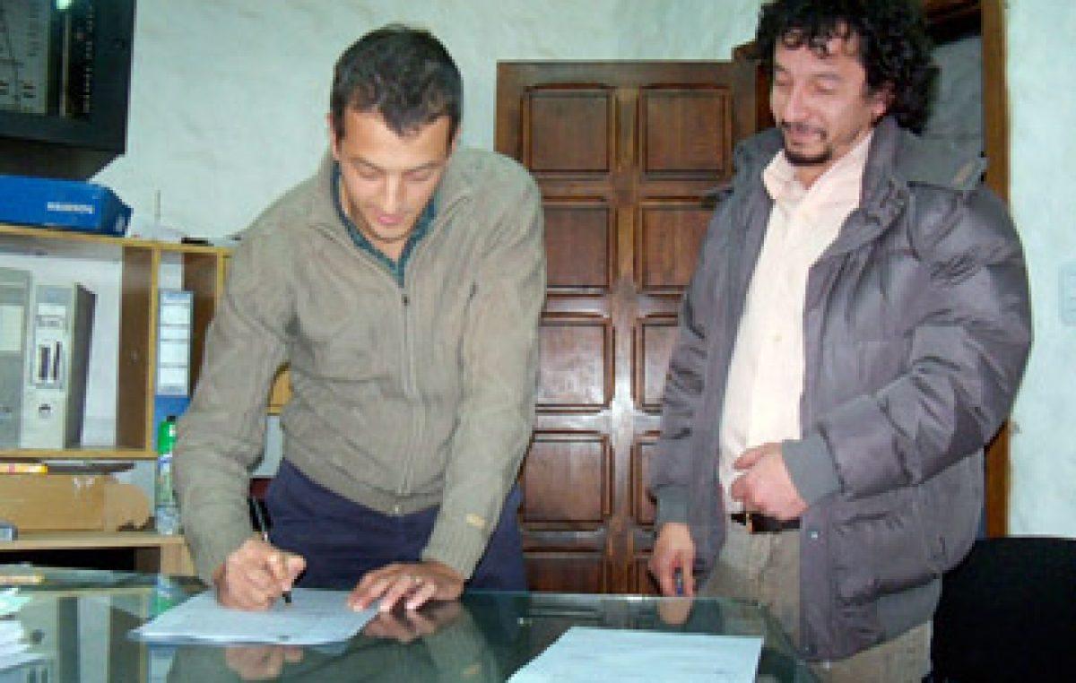 Acuerdo total en Esquel