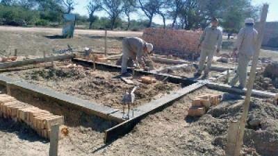 Erradicarán más de 50 ranchos en Villa Salavina