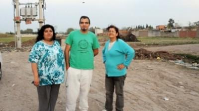 Rosario: Cierran la primera etapa en la creación de un nuevo barrio