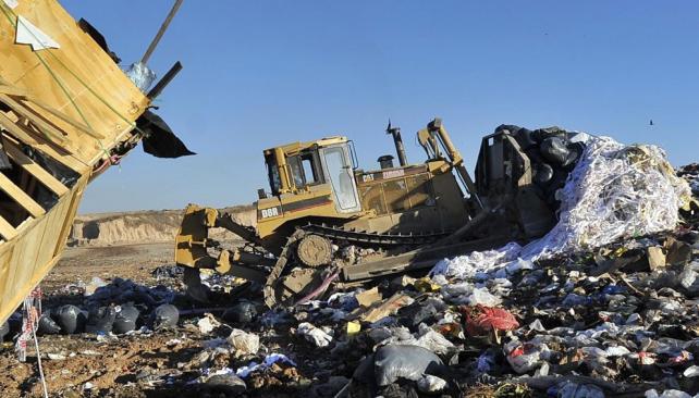 Clave. El problema de la basura es uno de los grandes temas por resolver del Gran Córdoba