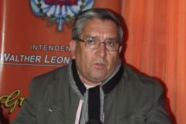 León Mendoza, intendente sanjoseño.