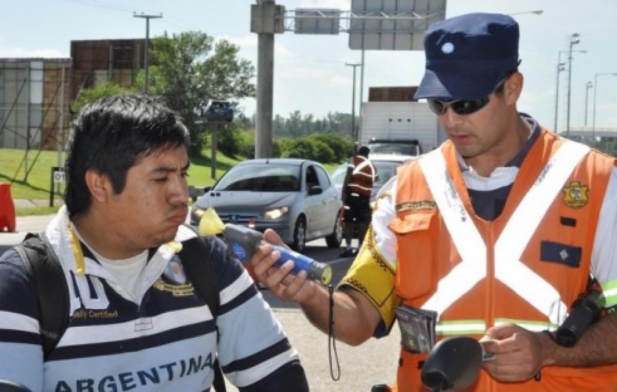 Alcoholemia cero: comienzan multas sin adhesión de Capital, Río IV y Villa María
