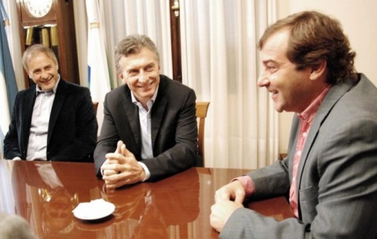 Río Cuarto: Macri y Jure avanzaron ayer en un acuerdo por el Banco Ciudad