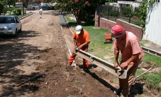 Los recursos provenientes de la tasa vial sólo podrán usarse para obras de pavimentación y cordón cuneta.