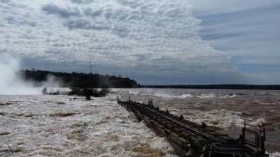Entre Ríos: Alertan sobre una gran crecida del río Paraná
