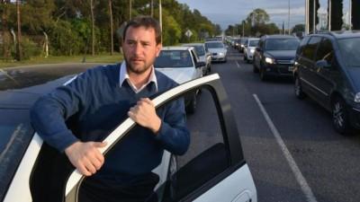 En seis años, el tránsito desde el Gran Córdoba creció 130%