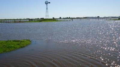 Ruralistas de Junín responsabilizan al Municipio por inundaciones en caminos