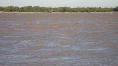 San Nicolás: El Paraná alcanzaría en julio su pico de crecida y se estableció el alerta