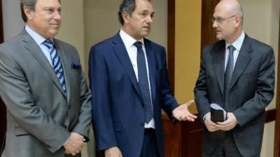 Scioli instó avanzar en el proyecto de la Ciudad Judicial para Mar del Plata