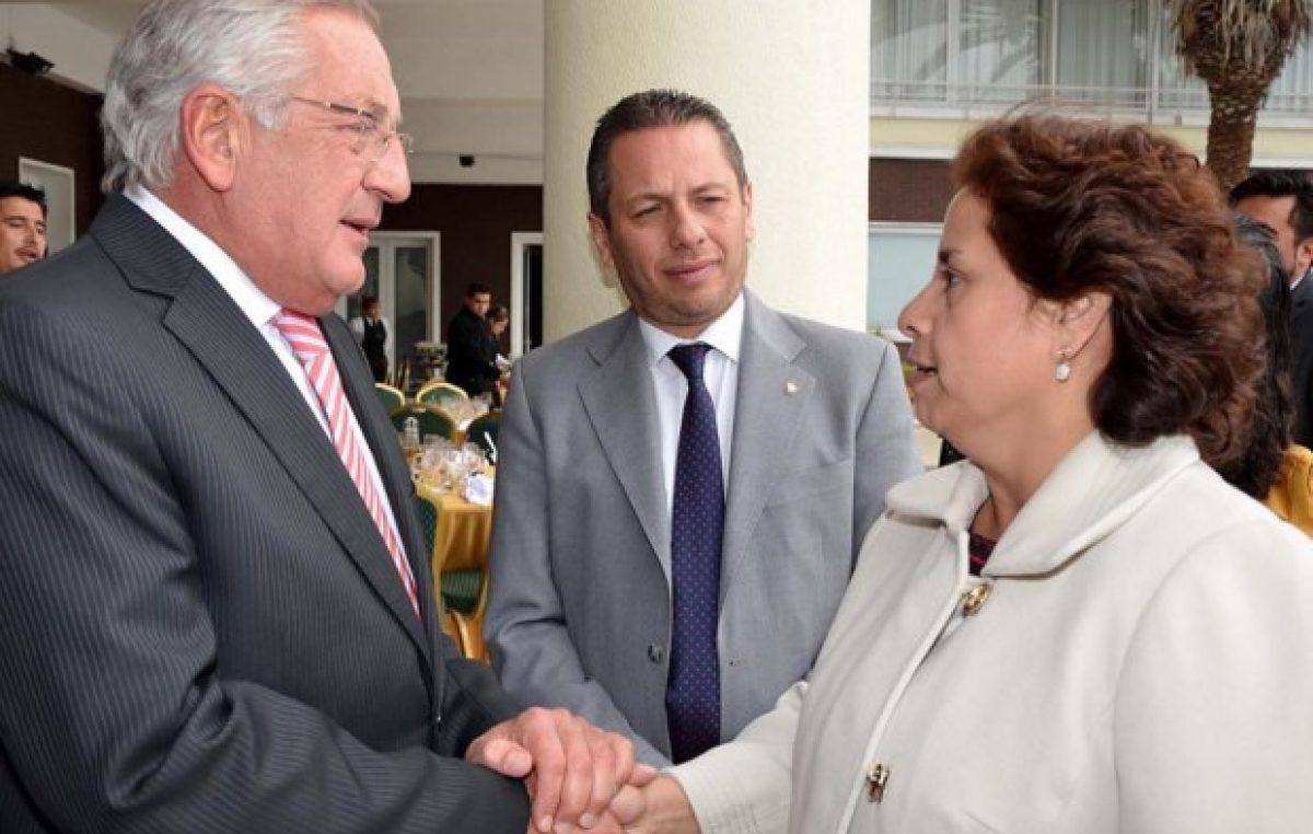 Jujuy y Chile fortalecen vínculos sobre minería