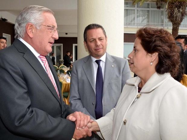 FELLNER Y LA MINISTRA WILLIAMS TRAZARON UNA AGENDA DE TRABAJO CONJUNTA