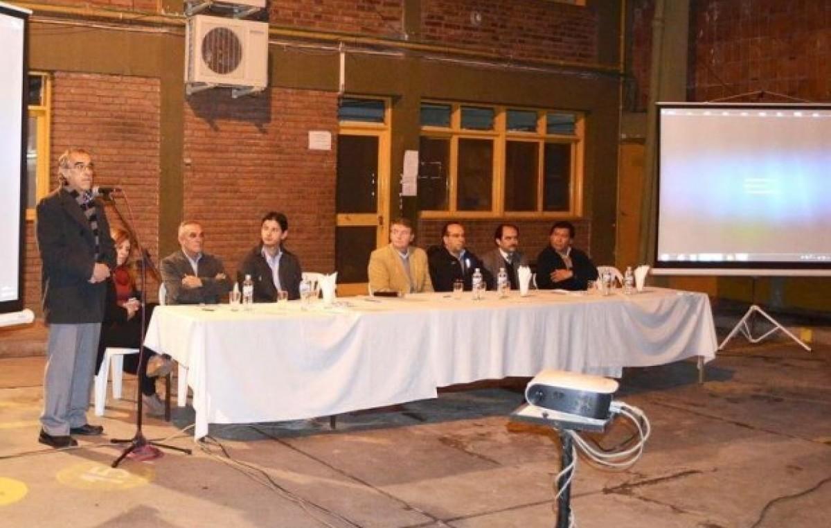 Presentan proyecto de urbanización para el barrio La Isla en Jujuy