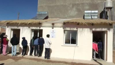 Jujuy: Inauguran baños andinos en Santa Catalina