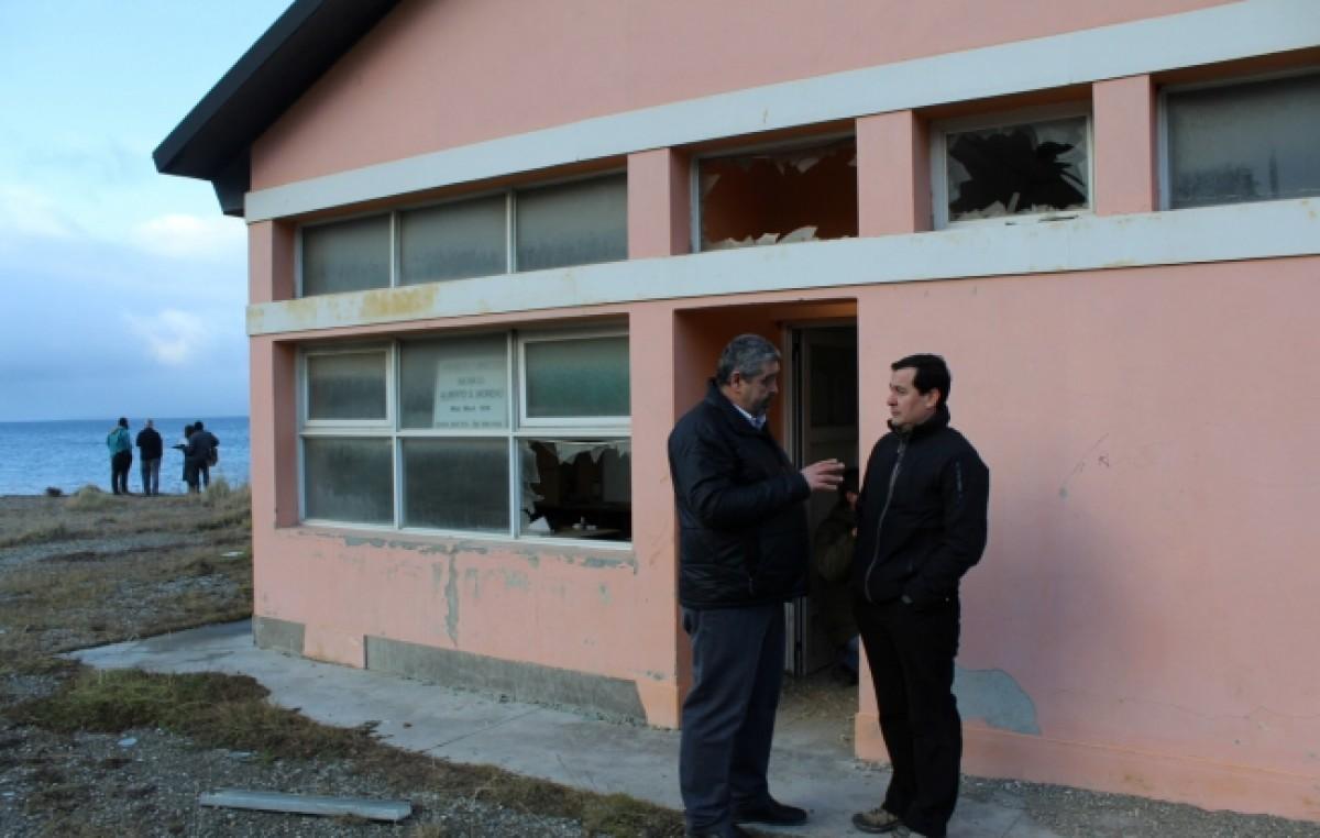 El Municipio de Ushuaia trabaja en la reapertura de la planta procesadora de crustáceos