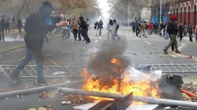 Chile: estudiantes marcharon contra la reforma educativa