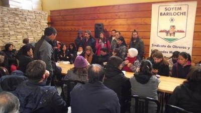 """El SOyEM Bariloche busca mejorar las condiciones """"para una jubilación digna en el futuro"""""""