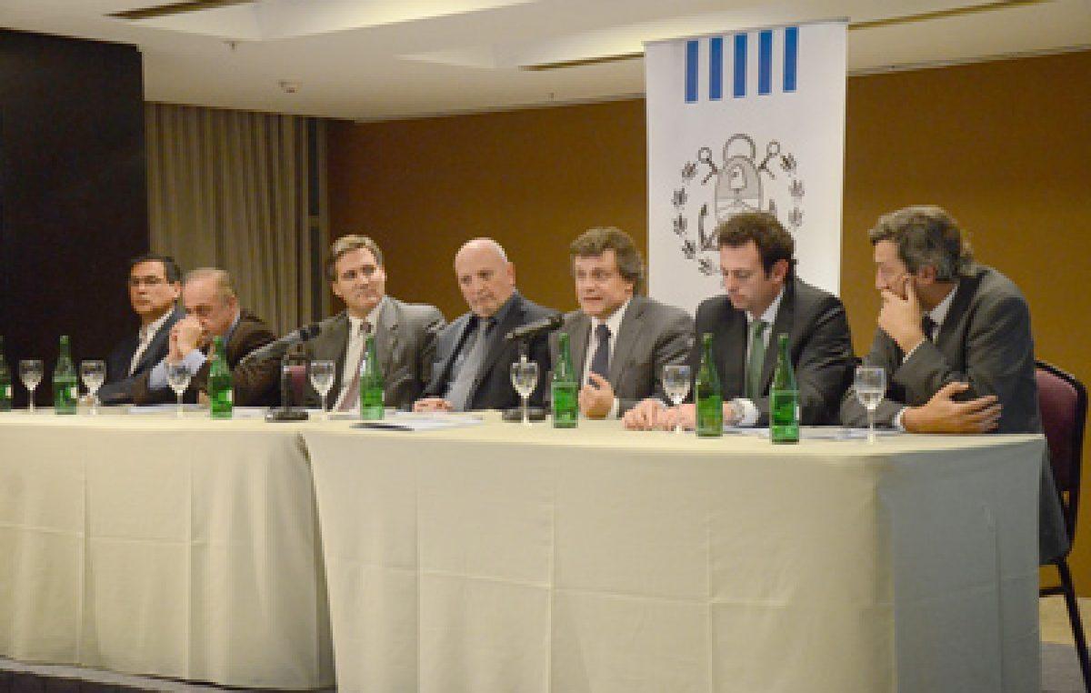 En búsqueda de inversiones, Mar del Plata presentó sus bondades ante industriales
