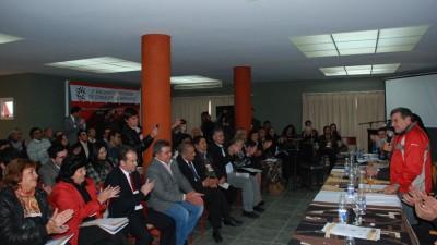 Se realizó el Segundo Encuentro Provincial de Concejales en Villa Unión