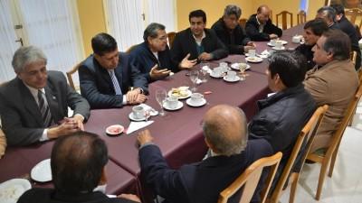 La Rioja: El Gobernador fijó los ejes para el debate de la coparticipación