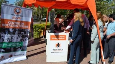 Vuelven las rondas de Presupuesto Participativo para elegir las obras del 2015 en Resistencia
