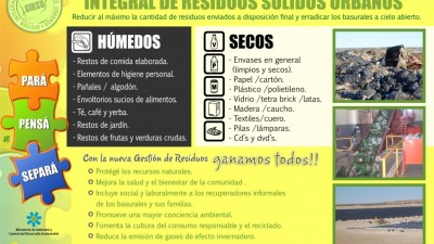 Chubut: Municipios del GIRSU definen reparto de aportes nacionales y del Banco Mundial