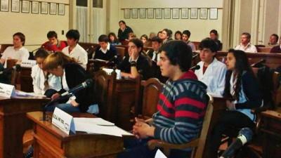 Crearán un Concejo Deliberante formado por estudiantes en Luján de Cuyo