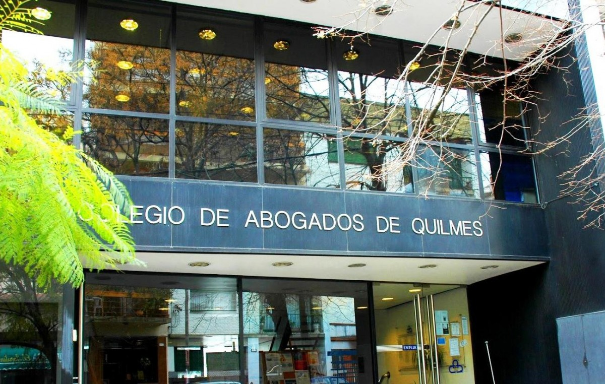 Esperan por la Ciudad Judicial en Quilmes