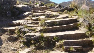 Gran satisfacción jujeña por distinción al Camino del Inca