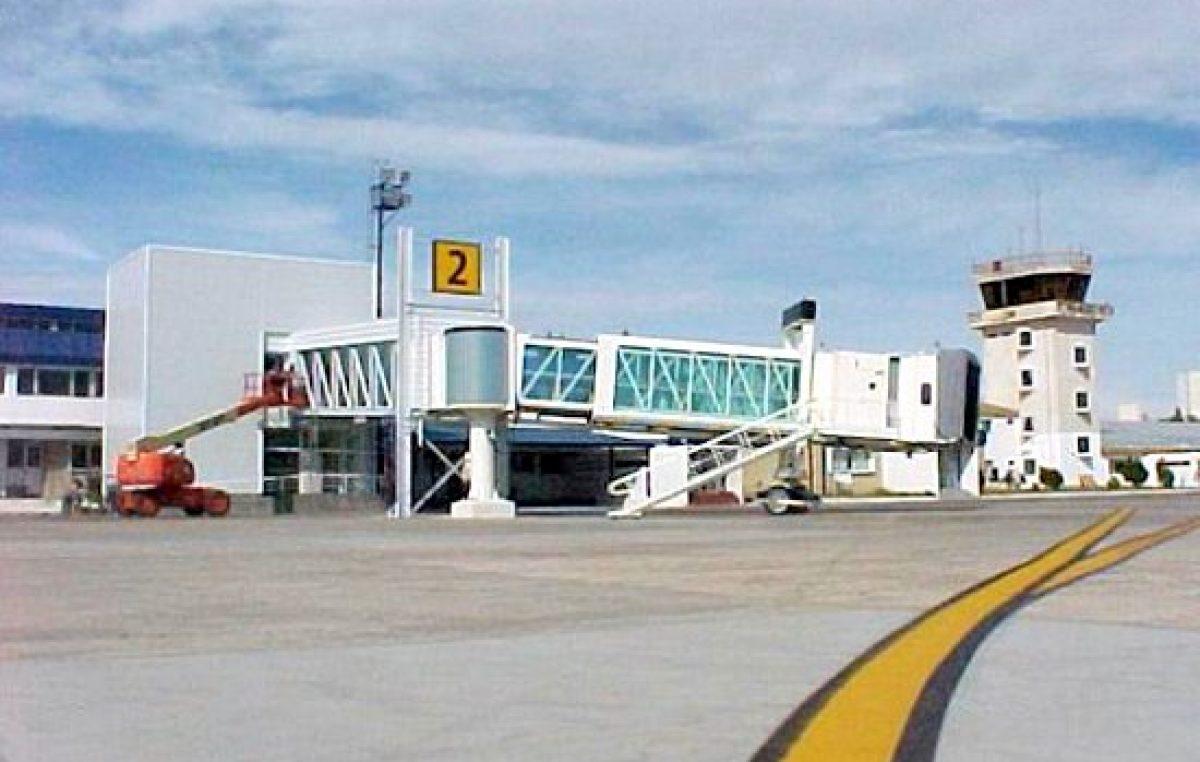 Comienzan las obras del aeropuerto de Comodoro por $152 millones