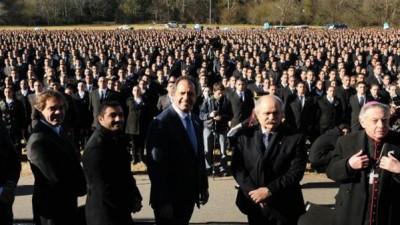 Policías municipales: Scioli firma el decreto y portarán armas las 24 horas