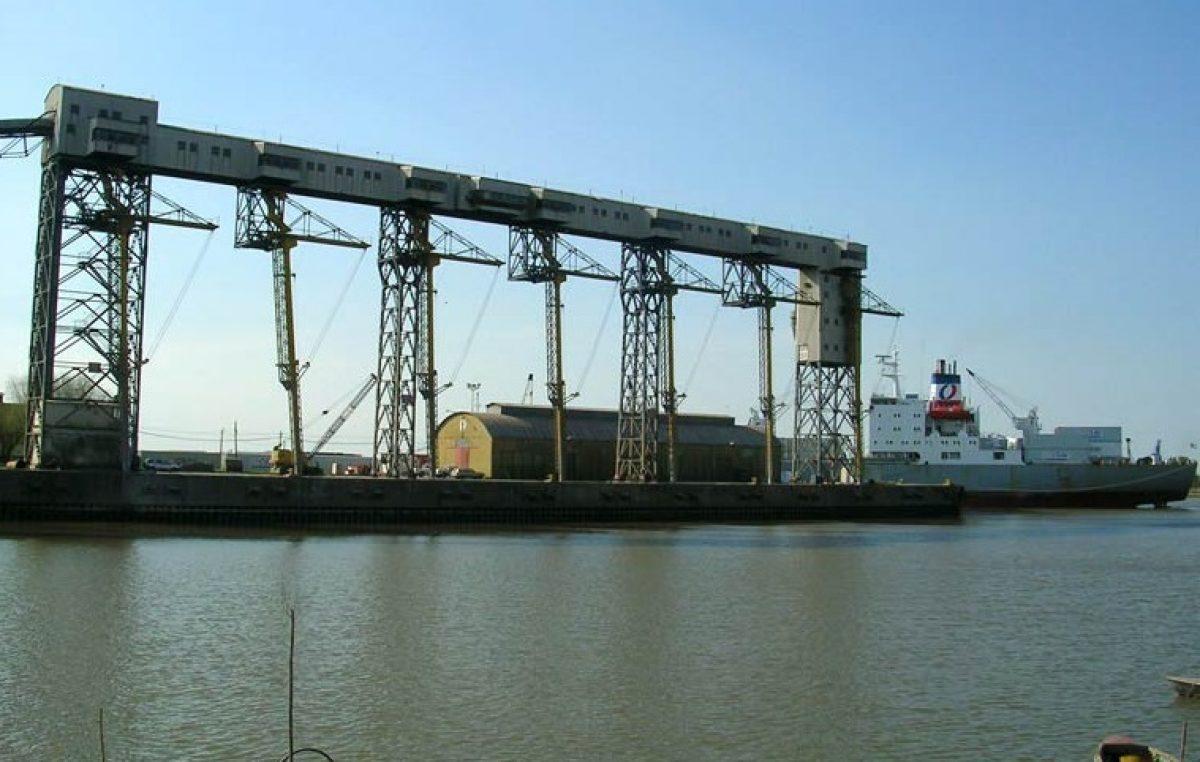 Millonaria inversión para el puerto de San Pedro: Será el primero de trasbordo del país
